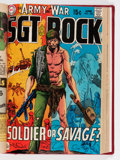 Bronze Age (1970-1979):War, Our Army at War #201-275 Bound Volumes (DC, 1969-74).... (Total: 4 Items)