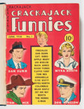Golden Age (1938-1955):Miscellaneous, Crackajack Funnies #1-12 Bound Volume (Dell, 1938-39)....