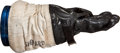 Transportation:Space Exploration, Alan Shepard Training-Used Apollo A7L Left IVA Glove with Original ILC Tagging. ...