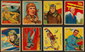 "Non-Sport Cards:Sets, 1933/34 R136 National Chicle ""Sky Birds"" Complete Set (108). ..."