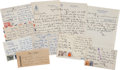 Political:Small Paper (1896-present), Rose Fitzgerald Kennedy: Letters and Postcards.... (Total: 10Items)