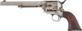 """Military & Patriotic:Indian Wars, An Early Military- Issue Colt Single Action Revolver with 7½""""Barrel, Acquired From an Indian in the 1920s, and Possibly A Lit...(Total: 5 Items)"""