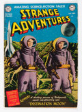 Golden Age (1938-1955):Science Fiction, Strange Adventures #1 (DC, 1950) Condition: VG+....
