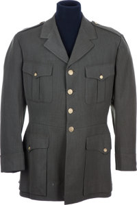 """A John Wayne Military Coat from """"Without Reservations."""""""