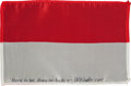 Transportation:Space Exploration, Apollo 15 Flown National Flag of Monaco Directly from the PersonalCollection of Mission Command Module Pilot Al Worden, Signe...