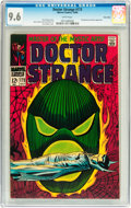 Silver Age (1956-1969):Superhero, Doctor Strange #173 Twin Cities pedigree (Marvel, 1968) CGC NM+ 9.6 White pages....