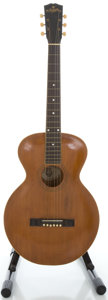 Musical Instruments:Acoustic Guitars, 1907 Gibson L Natural Archtop Acoustic Guitar, Serial #7103....