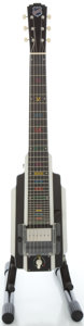 Musical Instruments:Lap Steel Guitars, Circa 1947 National Dynamic Lap Steel Guitar, Serial #V1284....