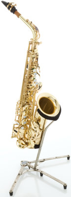 1982 Selmer Super Action Series II Brass Alto Saxophone, Serial #337052