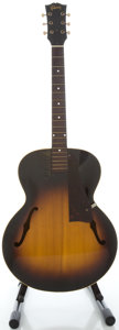 Musical Instruments:Acoustic Guitars, 1954 Gibson L-48 Sunburst Archtop Acoustic Guitar, Serial #X92449....