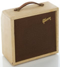Musical Instruments:Amplifiers, PA, & Effects, Circa 1961 Gibson Skylark Tan Guitar Amplifier, #29967....