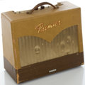 Musical Instruments:Amplifiers, PA, & Effects, 1960's Premier Twin-8 Guitar Amplifier....