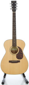 Musical Instruments:Acoustic Guitars, Circa 1990's Sigma by Martin GCS-2 Natural Acoustic Guitar, Serial #142796....