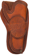 Western Expansion:Cowboy, Western Gear: Holster....