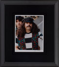 "Music Memorabilia:Photos, Grateful Dead - Ron ""Pigpen"" McKernan Limited Edition Gene AnthonyPhoto Print...."