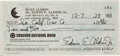 "Autographs:Celebrities, Buzz Aldrin 1978 Personal Check Signed ""Edwin E. AldrinJr.""..."