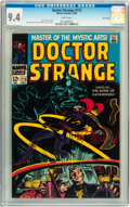 Silver Age (1956-1969):Superhero, Doctor Strange #175 Twin Cities pedigree (Marvel, 1968) CGC NM 9.4 White pages....