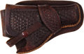 Western Expansion:Cowboy, Western Gear: Idaho Leather Company Holster....