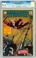 Silver Age (1956-1969):Superhero, Strange Adventures #205 Twin Cities pedigree (DC, 1967) CGC NM- 9.2 Off-white to white pages....
