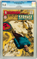 Silver Age (1956-1969):Superhero, Strange Adventures #213 Twin Cities pedigree (DC, 1968) CGC NM/MT 9.8 White pages....