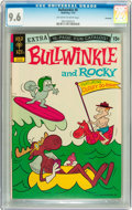 Bronze Age (1970-1979):Cartoon Character, Bullwinkle #6 Savannah pedigree (Gold Key, 1973) CGC NM+ 9.6Off-white to white pages....