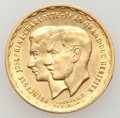 Luxembourg, Luxembourg: Prince Jean gold 20 Francs 1953, ...