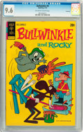 Bronze Age (1970-1979):Cartoon Character, Bullwinkle #8 Savannah pedigree (Gold Key, 1973) CGC NM+ 9.6 Off-white to white pages....