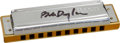 Music Memorabilia:Autographs and Signed Items, Bob Dylan Played and Signed Hohner Harmonica. ...