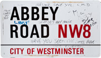 Beatles Related - Abbey Road Street Sign