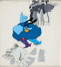 "Music Memorabilia:Original Art, The Beatles ""Yellow Submarine"" Animation Cel...."