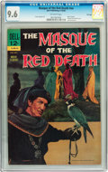 Silver Age (1956-1969):Horror, Movie Classics: Masque of the Red Death #nn File Copy (Dell, 1964)CGC NM+ 9.6 Off-white pages....