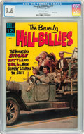 Silver Age (1956-1969):Humor, Beverly Hillbillies #17 (Dell, 1967) CGC NM+ 9.6 Off-white pages....