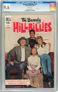 Silver Age (1956-1969):Humor, Beverly Hillbillies #19 (Dell, 1969) CGC NM+ 9.6 White pages....