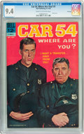 Silver Age (1956-1969):Humor, Car 54, Where Are You? #7 File Copy (Dell, 1963) CGC NM 9.4 Cream to off-white pages....