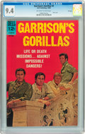 Silver Age (1956-1969):Adventure, Garrison's Gorillas #4 File Copy (Dell, 1968) CGC NM 9.4 Off-white to white pages....