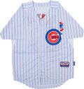 Baseball Collectibles:Uniforms, Starlin Castro Signed Chicago Cubs Jersey....