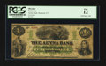 Obsoletes By State:Connecticut, Hartford, CT- The Aetna Bank $1 Sept. 1, 1862 G4a. ...