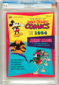 Bronze Age (1970-1979):Cartoon Character, Best of Walt Disney Comics #96171 File Copy (Western, 1974) CGC NM+9.6 White pages....