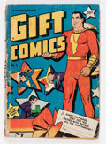 Golden Age (1938-1955):Superhero, Gift Comics #4 (Fawcett, 1949) Condition: GD+....
