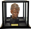 Political:3D & Other Display (1896-present), Robert F. Kennedy: Bust Presented by Ethel Kennedy....