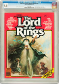 Magazines:Miscellaneous, Warren Presents #nn Lord of the Rings (Warren, 1979) CGC NM/MT 9.8White pages....