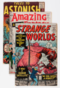 Silver Age (1956-1969):Horror, Atlas Comics Silver Age Horror/Mystery Group (Atlas, 1960s)Condition: Average GD/VG.... (Total: 7 Comic Books)