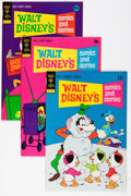 Bronze Age (1970-1979):Cartoon Character, Walt Disney's Comics and Stories Group (Gold Key, 1972-74) Condition: Average VF/NM.... (Total: 20 Comic Books)