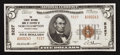National Bank Notes:Pennsylvania, Northampton, PA - $5 1929 Ty. 2 The Cement NB of Siegfried Ch. # 5227. ...