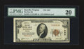 National Bank Notes:Virginia, Danville, VA - $10 1929 Ty. 1 The First NB Ch. # 1985. ...