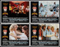 """Movie Posters:Rock and Roll, Sgt. Pepper's Lonely Hearts Club Band (Universal, 1978). Lobby CardSet of 4 (11"""" X 14""""). Rock and Roll.. ... (Total: 4 Items)"""