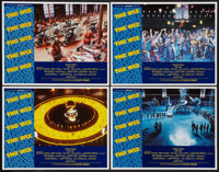"""The Wiz (Universal, 1978). Lobby Card Set of 4 (11"""" X 14""""). Musical. ... (Total: 4 Items)"""