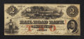 Obsoletes By State:Michigan, Adrian, MI- Erie and Kalamazoo Rail Road Bank $2 Aug. 1, 1853/4. ...
