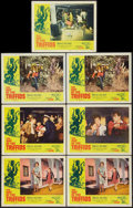 "Movie Posters:Science Fiction, The Day of the Triffids (Allied Artists, 1962). Lobby Cards (7)(11"" X 14""). Science Fiction.. ... (Total: 7 Items)"
