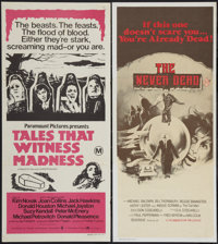 """Phantasm and Other Lot (Avco Embassy, 1979). Australian Daybills (2) (13"""" X 30""""). Horror. Also known as The Ne..."""